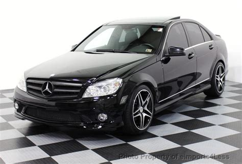 2010 Used Mercedes-Benz C-Class C300 4Matic Sport Package
