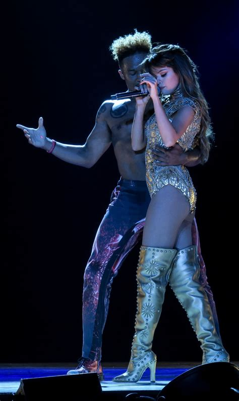 Selena Gomez Performing Her 'Revival Tour' in Los Angeles