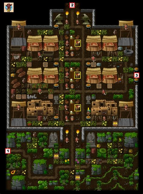 Villages Of Plenty - Diggy's Adventure | Diggy's Guide