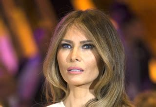 Melania Trump's Comms Director Rips Critics of First Lady