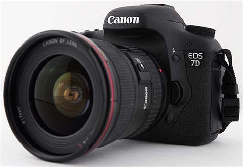 Canon EOS 7D Rumored To Be Discontinued This June - Daily