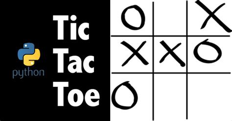 Tic Tac Toe Game Project using Python - Programming Techniques