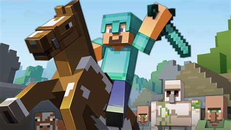 Minecraft PS4 arrives this week - sort of - VG247