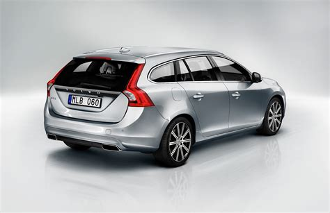 VOLVO V60 specs & photos - 2010, 2011, 2012, 2013