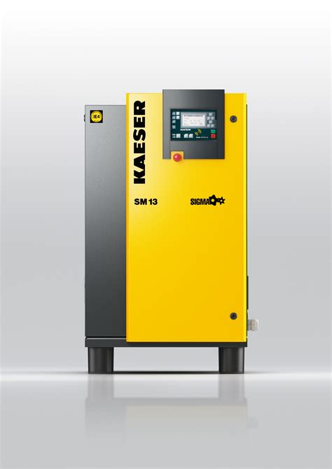 SM rotary screw compressors: Compact and powerful – KAESER