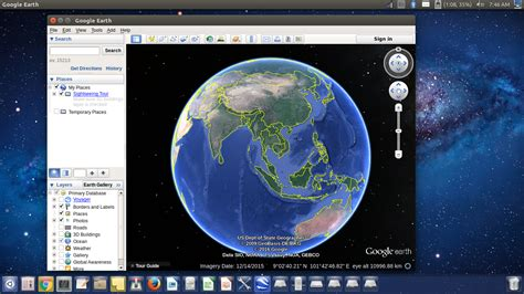 How to Install Google Earth in Ubuntu 16