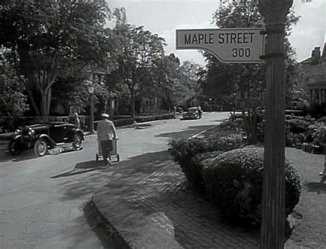 Twilight Zone: The Monsters are Due on Maple Street