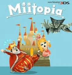 Miitopia | Nintendo 3ds,Switch,and Gameboy | Videogames