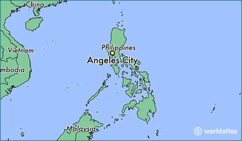 Where is Angeles City, The Philippines? / Angeles City