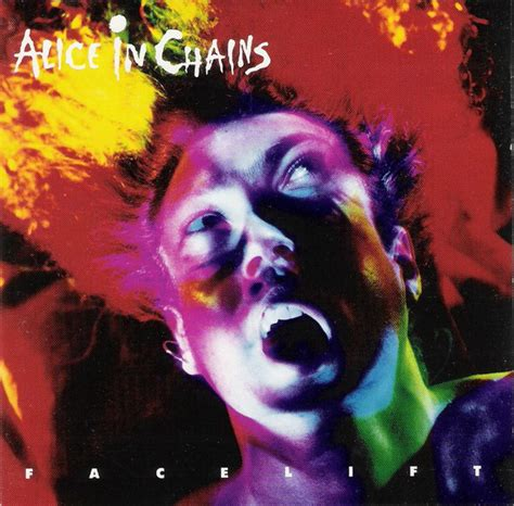 Alice In Chains - Facelift (1990, CD) | Discogs