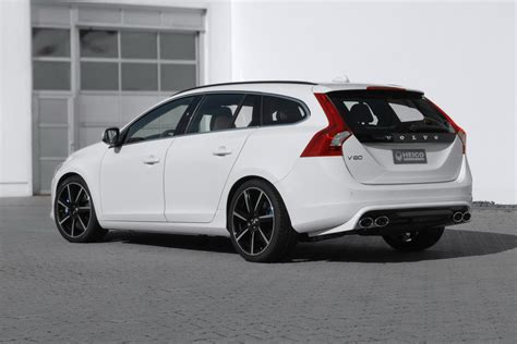Volvo V60 Heico Sportiv tuning package | PerformanceDrive