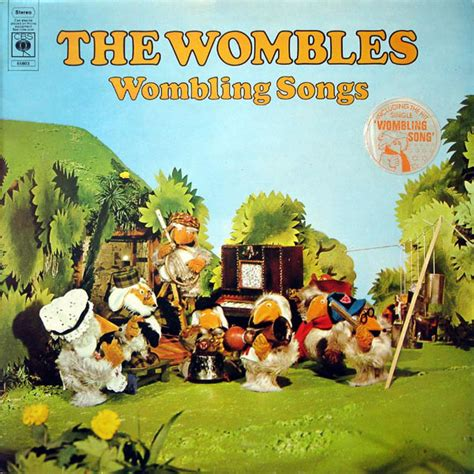 The Wombles - Wombling Songs | Releases | Discogs