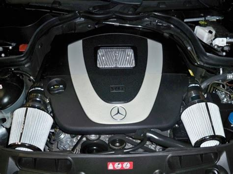 Mercedes-Benz C-Class, AMG w204 Performance Modifications