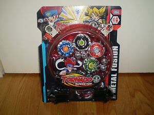 WOW*Beyblade 4D Metal Fusion Fight Master Clash Tornado