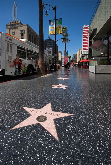 Walk of Fame (Hollywood) — Wikipédia