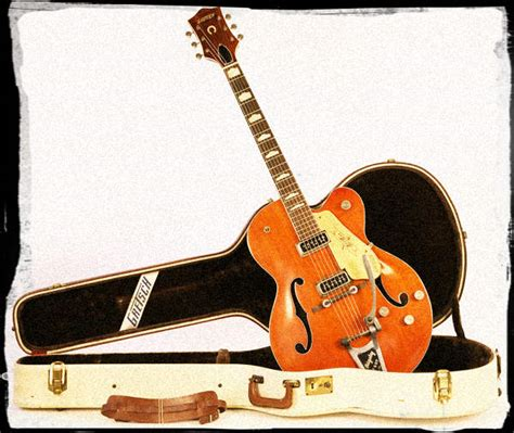 1950s Guitars: Pictures & History