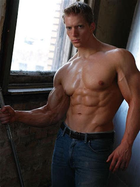 Hottest Hot Male: Andrew McLaughlin