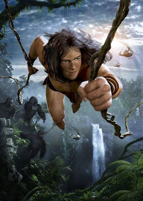 The Full New Trailer for Constantin Film's Tarzan