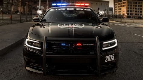 2015 Dodge Charger Pursuit AWD - Wallpapers and HD Images