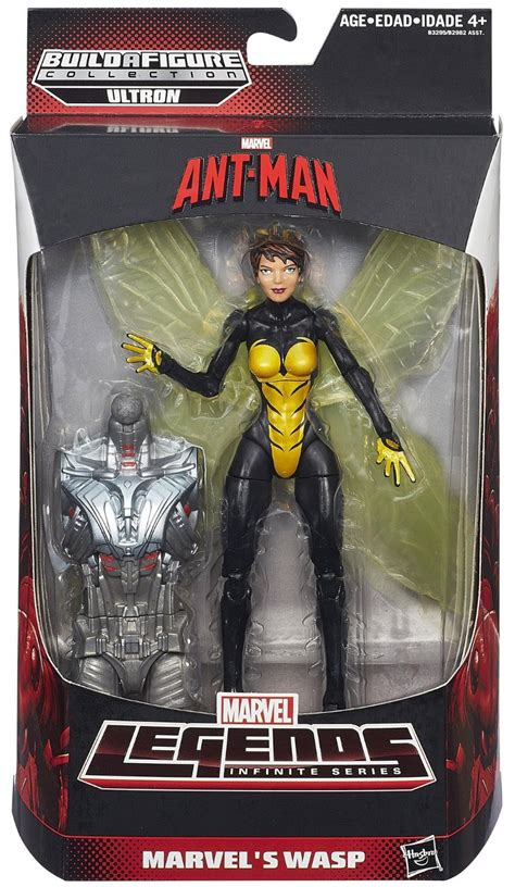 Marvel Legends Ant-Man Series Up for Order! Ultron BAF