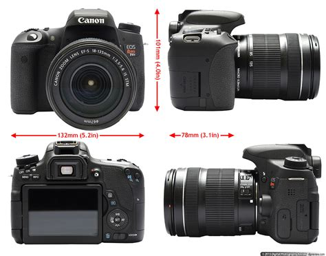 Canon EOS Rebel T6s/T6i (760D/750D) First Impressions