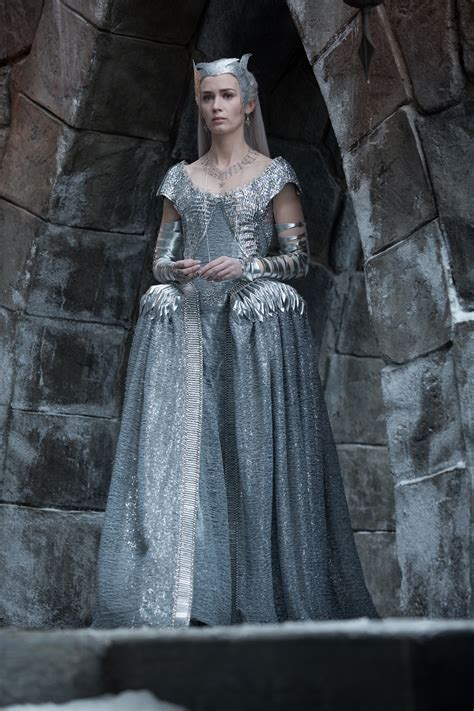 Photos: Charlize Theron, Emily Blunt Get the Royal