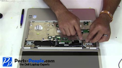Dell Inspiron 1525/1526 | Bluetooth Card Replacement | How