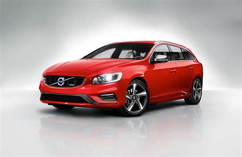VOLVO V60 specs & photos - 2014, 2015, 2016, 2017, 2018