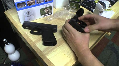 How to Load a Glock 19 Handgun with 10+1 9mm Rounds