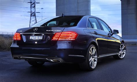 Mercedes-Benz E300 Hybrid: $108,900 diesel-electric luxury