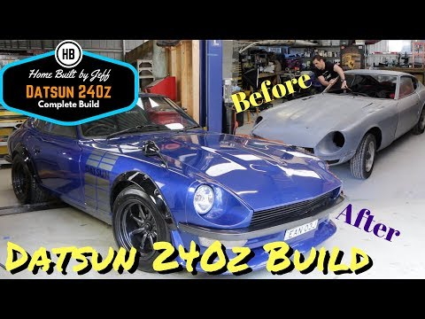 2022 Nissan 240Z Is Exactly the Modern Datsun Everybody