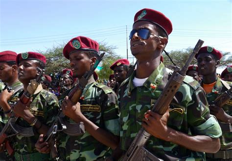 World Military and Police Forces: Somalia