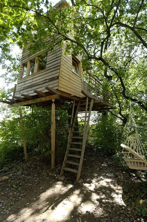 Cool Tree House Plans - Learn how to build a tree house