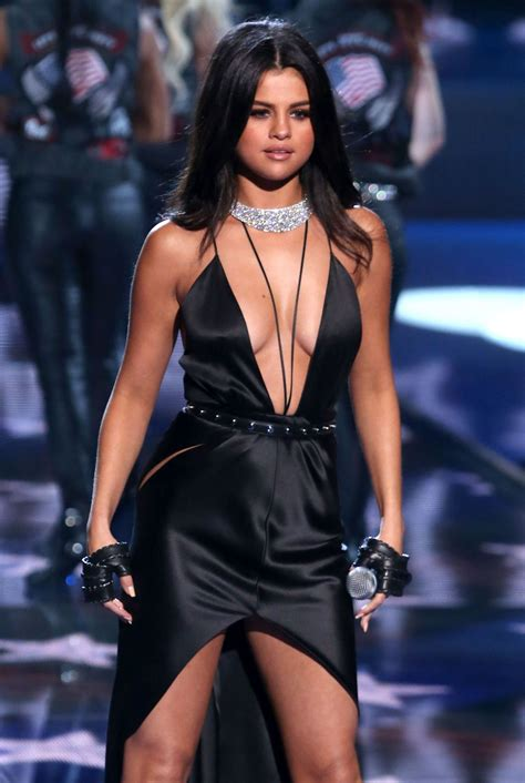 Selena Gomez - Performs at Victoria's Secret Fashion Show
