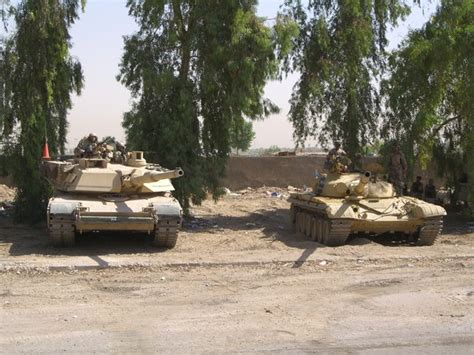 M1 Abrams next to a T72 image - Tank Lovers Group - Mod DB