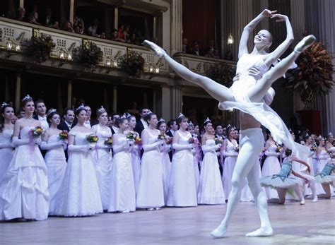 Culture, Glitz and Glamour at Vienna Opera Ball [PHOTOS]