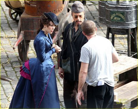 Fantastic New Set Photos From Sherlock Holmes: A Game Of