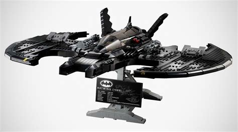 LEGO 76161 Batwing Is Gloriously Huge And Detailed, And It