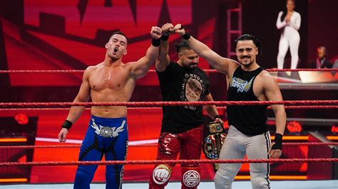 Who Made the Call to Bring Austin Theory to RAW?, More on