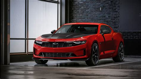 2019 Chevrolet Camaro RS 1LE 4K Wallpaper | HD Car