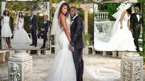 Hart-Warming: Kevin Hart's Son, 8, Served as Best Man at