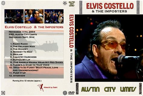 The Elvis Costello Home Page - Discography: Viideo