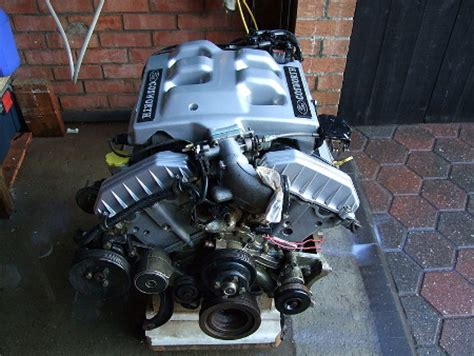 Ford V6 introduction