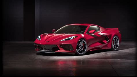 2020 Chevrolet Corvette Stingray Z51 5K Wallpapers | HD