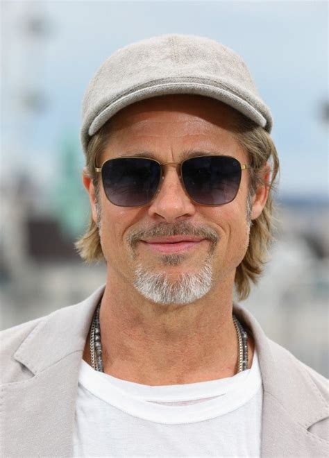 The Best Brad Pitt in Sunglasses Moments -- From Golden