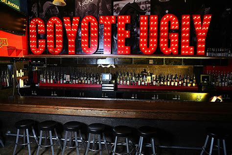 Coyote Ugly Franchising – Site Criteria – Coyote Ugly Saloon