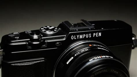Olympus PEN E-P5 Hands-on Review - YouTube