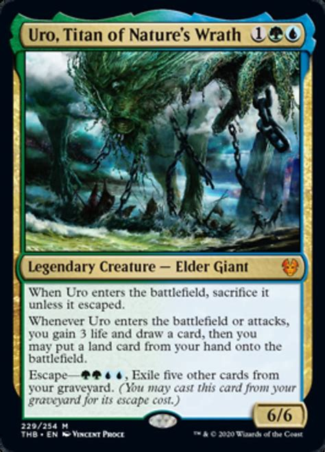 Theros: Beyond Death cards to make or break the Standard