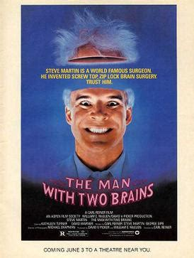 The Man with Two Brains - Wikipedia