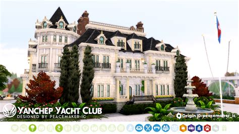 Simsational Designs: Welcome to Brindleton Bay - Community